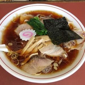新潟 青島食堂のラーメン