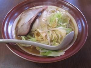 新潟 東横味噌ラーメン