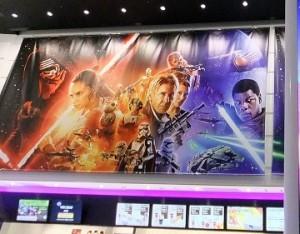 starwarsポスター