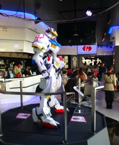 GUNDAM SQUARE Cafe
