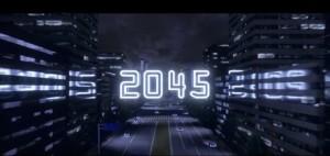自主制作映画「2045」