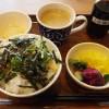 もっくる新城のモーニング「卵かけご飯」食べてきました!お代わり自由で大満足でした!