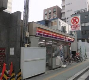 サークルK中村名駅東店