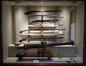 火縄銃の展示_02