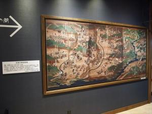 長篠合戦図屏風