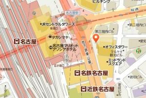 名古屋駅周辺 三井住友銀行ATM