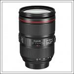 Canon EF24-105mm F4L IS Ⅱ USM不良品(動作不良)チェック方法